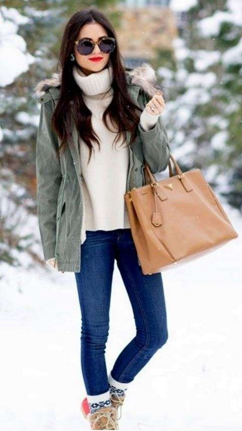 winter clothes for women