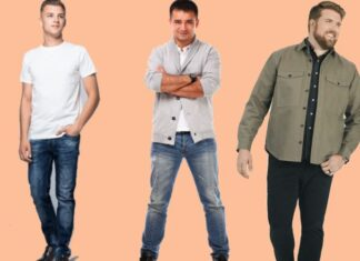 how to find the best pair of jeans for body type