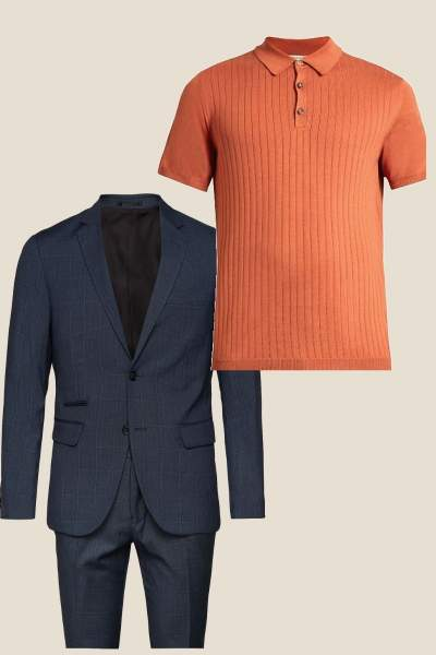 are polo shirts business casual