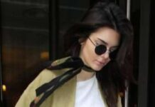 Stylish Dresses of Kendall Jenner