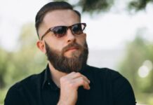 How to grow a beard fast