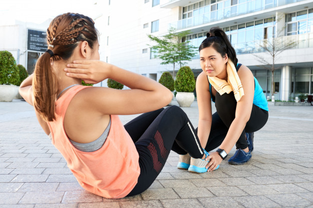 how many calories do situps burn