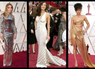 20 Sexiest Oscar Dresses of All Time